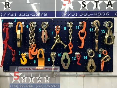 2020 16 PIECE TOOL AND  CLAMP SET for sale at Kamran Auto Exchange Inc in Kenosha WI