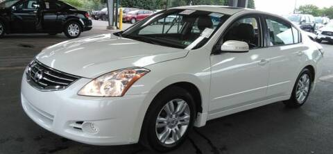 2010 Nissan Altima for sale at Precision Automotive Group in Youngstown OH