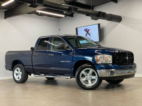 2007 Dodge Ram Pickup 1500 for sale at TX Auto Group in Houston TX