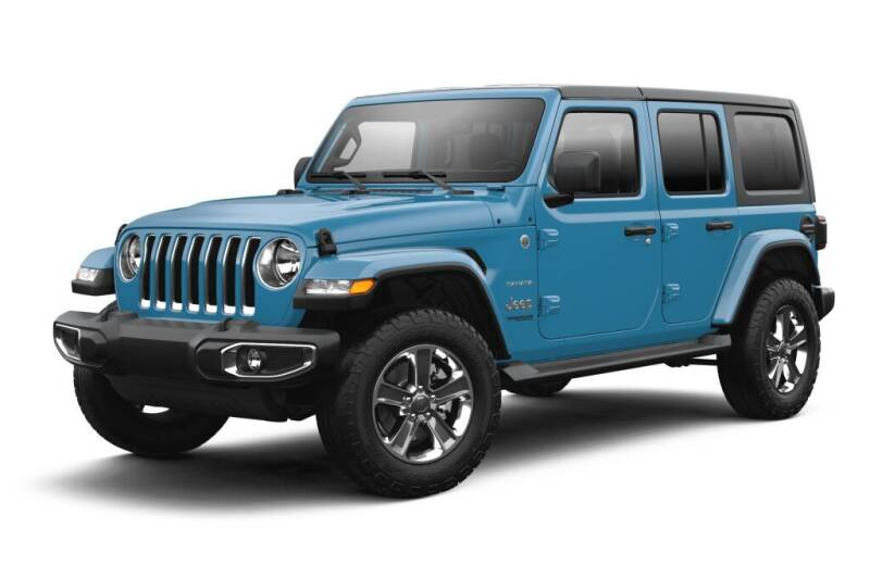 2021 Jeep Wrangler Unlimited for sale at FRED FREDERICK CHRYSLER, DODGE, JEEP, RAM, EASTON in Easton MD