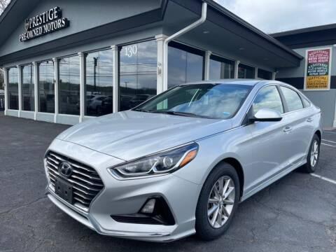 2018 Hyundai Sonata for sale at Prestige Pre - Owned Motors in New Windsor NY