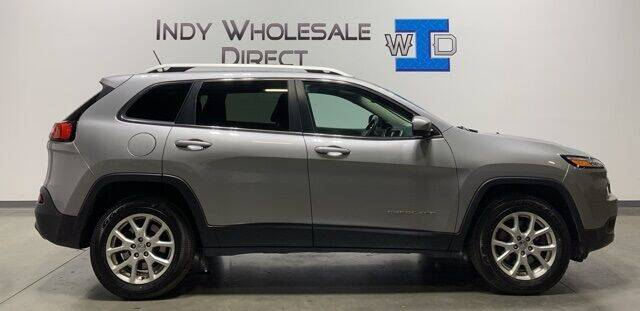 2015 Jeep Cherokee for sale at Indy Wholesale Direct in Carmel IN