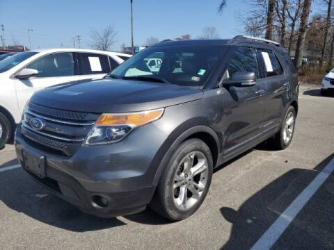 2015 Ford Explorer for sale at Strosnider Chevrolet in Hopewell VA