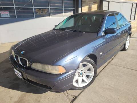 2003 BMW 5 Series for sale at Car Planet Inc. in Milwaukee WI