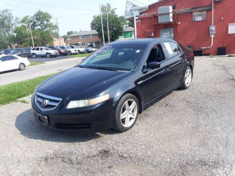 2006 Acura TL for sale at Flag Motors in Columbus OH