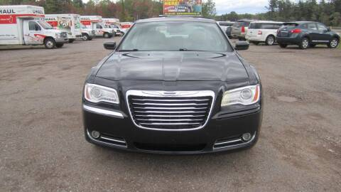 2014 Chrysler 300 for sale at Pepp Motors - Superior Auto in Negaunee MI
