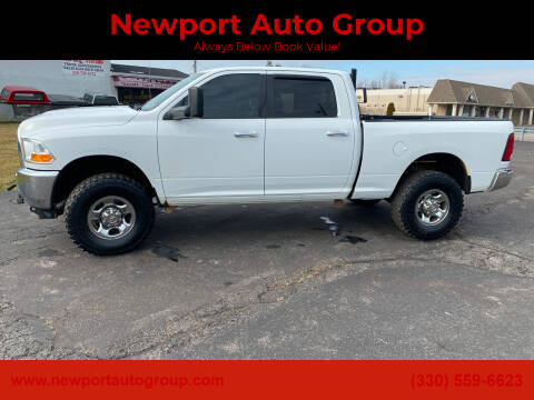 2012 RAM Ram Pickup 2500 for sale at Newport Auto Group in Austintown OH