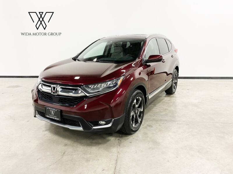 2018 Honda CR-V for sale at Wida Motor Group in Bolingbrook IL