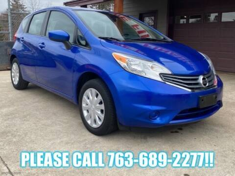 2015 Nissan Versa Note for sale at Affordable Auto Sales in Cambridge MN