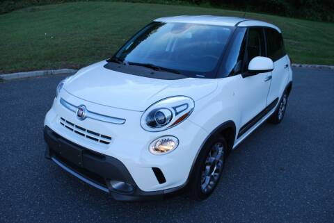 2014 FIAT 500L for sale at New Milford Motors in New Milford CT