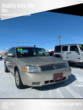 2006 Mercury Montego for sale at Quality Auto City Inc. in Laramie WY
