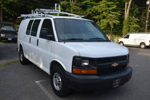 2010 Chevrolet Express Cargo for sale at Ramsey Corp. in West Milford NJ