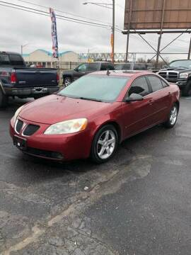 2008 Pontiac G6 for sale at US 24 Auto Group in Redford MI