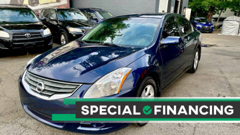 2012 Nissan Altima for sale at ELITE MOTORS in West Haven CT