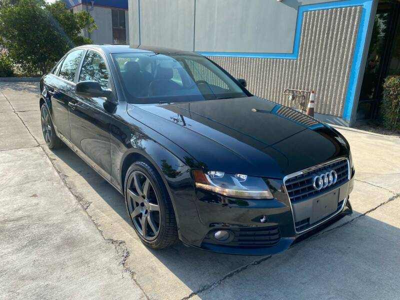 2011 Audi A4 for sale at 7 Auto Group in Anaheim CA
