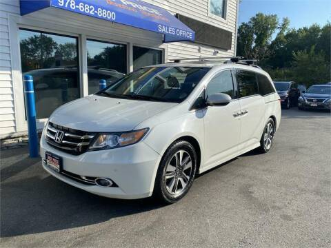 2016 Honda Odyssey for sale at Best Price Auto Sales in Methuen MA