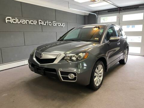2011 Acura RDX for sale at Advance Auto Group, LLC in Chichester NH