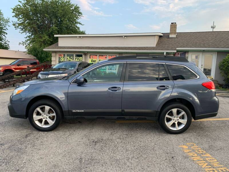 2013 Subaru Outback for sale at Revolution Motors LLC in Wentzville MO