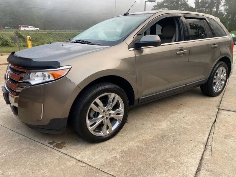 2013 Ford Edge for sale at Dreamers Auto Sales in Statham GA