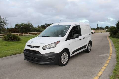 2015 Ford Transit Connect Cargo for sale at Goval Auto Sales in Pompano Beach FL