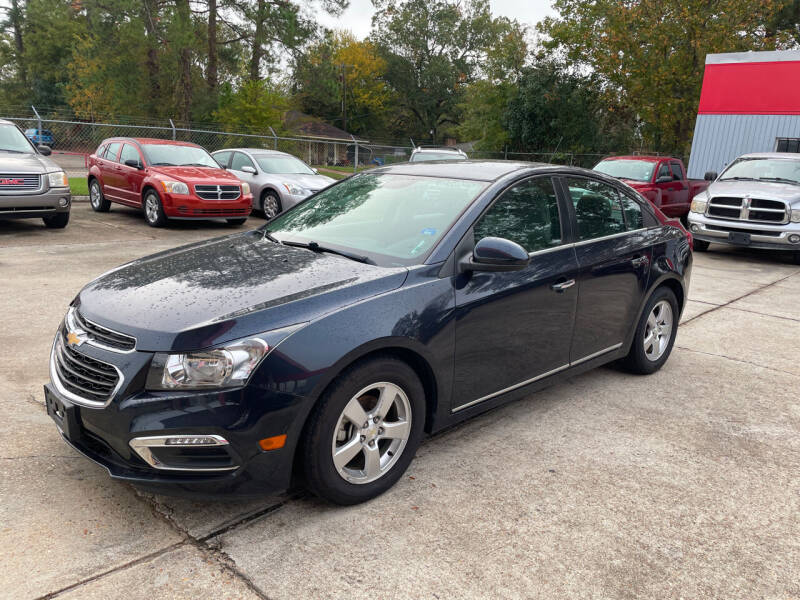 2016 Chevrolet Cruze Limited for sale at Baton Rouge Auto Sales in Baton Rouge LA