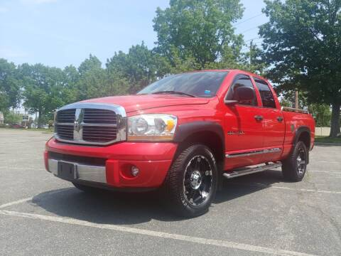 2006 Dodge Ram Pickup 1500 for sale at Viking Auto Group in Bethpage NY