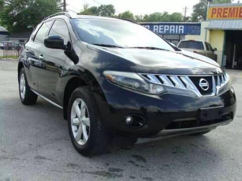 2009 Nissan Murano for sale at PREMIER MOTORS OF PEARLAND in Pearland TX