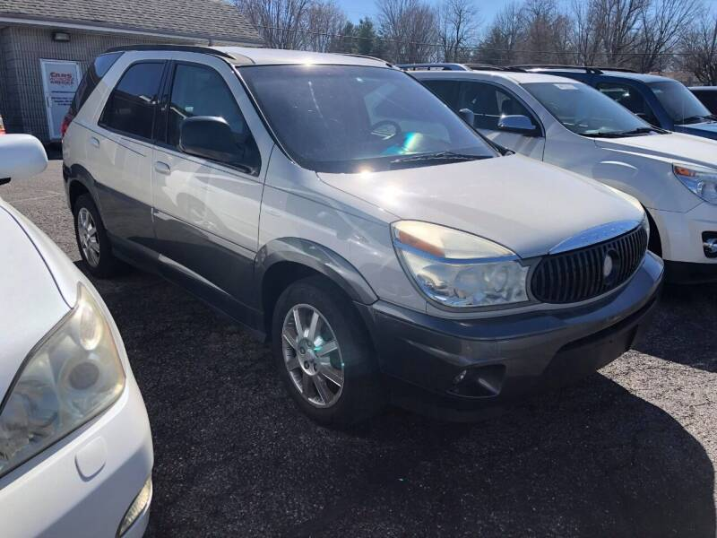 2005 Buick Rendezvous for sale at Cars Across America in Republic MO