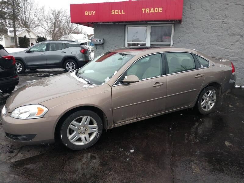 2007 Chevrolet Impala for sale at Economy Motors in Muncie IN