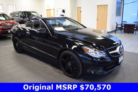 2015 Mercedes-Benz E-Class for sale at BMW OF NEWPORT in Middletown RI
