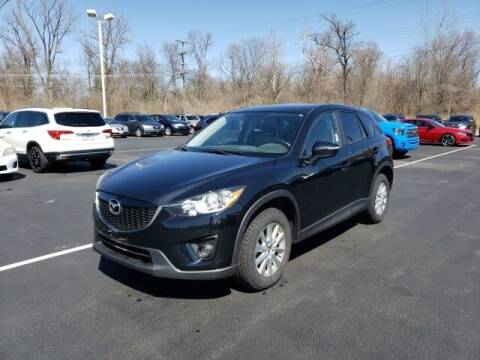 2015 Mazda CX-5 for sale at White's Honda Toyota of Lima in Lima OH
