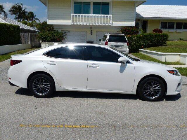 2018 Lexus ES 350 for sale at Lifetime Automotive Group in Pompano Beach FL