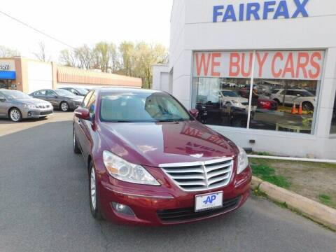 2009 Hyundai Genesis for sale at AP Fairfax in Fairfax VA