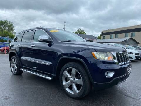 2012 Jeep Grand Cherokee for sale at WOLF'S ELITE AUTOS in Wilmington DE