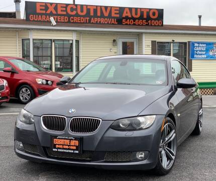 2007 BMW 3 Series for sale at Executive Auto in Winchester VA