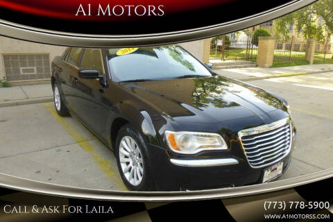 2014 Chrysler 300 for sale at A1 Motors Inc in Chicago IL
