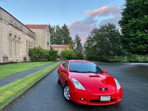 2000 Toyota Celica for sale at EZ Deals Auto in Seattle WA