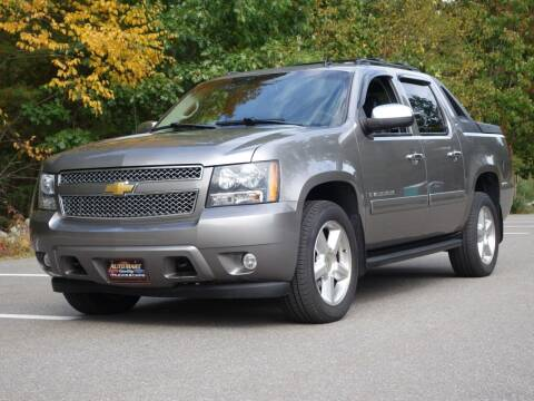 2012 Chevrolet Avalanche for sale at Auto Mart in Derry NH