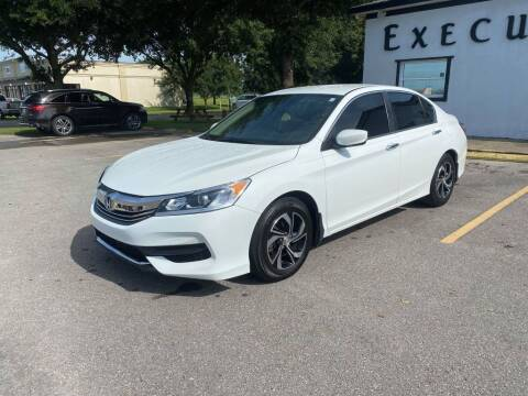 2016 Honda Accord for sale at Executive Automotive Service of Ocala in Ocala FL
