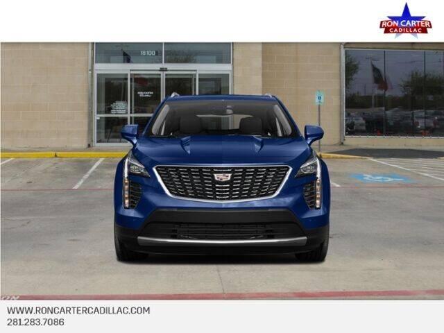 2021 Cadillac XT4 Premium Luxury 4dr Crossover - Houston TX