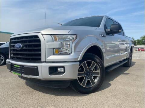 2016 Ford F-150 for sale at MADERA CAR CONNECTION in Madera CA