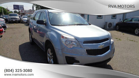 2014 Chevrolet Equinox for sale at RVA MOTORS in Richmond VA