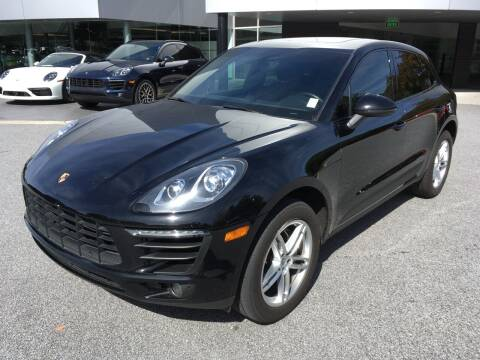 2016 Porsche Macan for sale at Legacy Motor Sales in Norcross GA