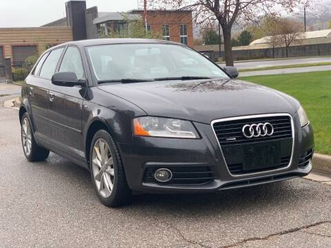 2012 Audi A3 for sale at A.I. Monroe Auto Sales in Bountiful UT
