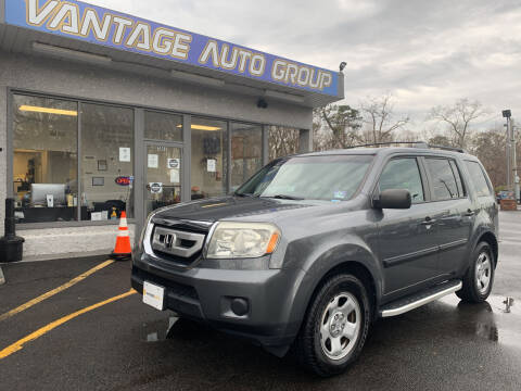 2011 Honda Pilot for sale at Vantage Auto Group in Brick NJ