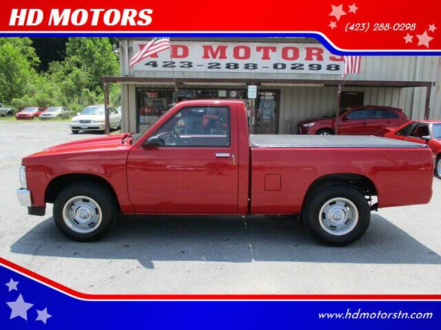 1985 Chevrolet S-10 for sale in Kingsport, TN