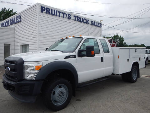 2014 Ford F-450 Super Duty for sale at Pruitt's Truck Sales in Marietta GA