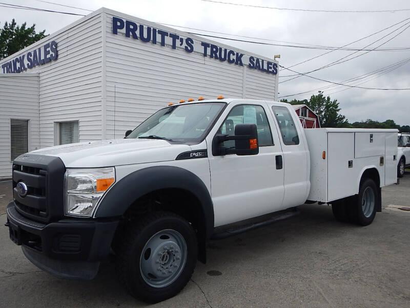 2014 Ford F-450 Super Duty for sale at Pruitt's Truck Sales in Marietta GA