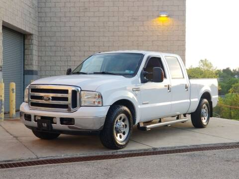 2006 Ford F-350 Super Duty for sale at FAYAD AUTOMOTIVE GROUP in Pittsburgh PA