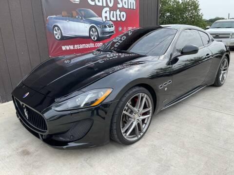 2015 Maserati GranTurismo for sale at Euro Auto in Overland Park KS